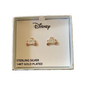 NIB Disney Cinderella Earrings